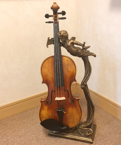 klaus clement V-7 stradivari Model